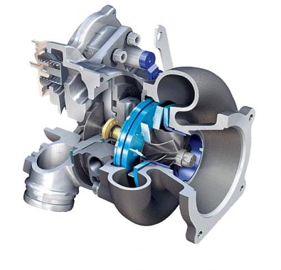 Качественный ремонт турбокомпрессора