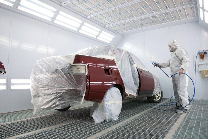 Открылся комплекс покраски авто и кузовной ремонт!