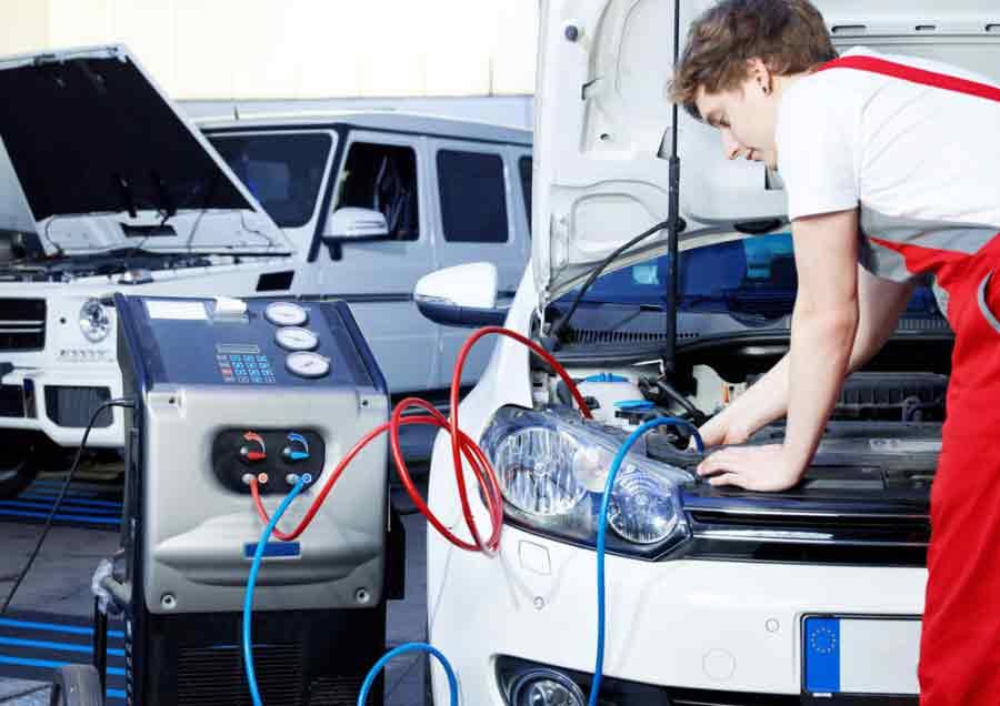 диагностика системы охлаждения двигателя