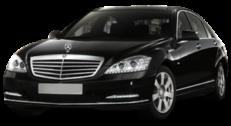 Mercedes-Benz W221 L черный