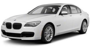 BMW (F01/F02) белый