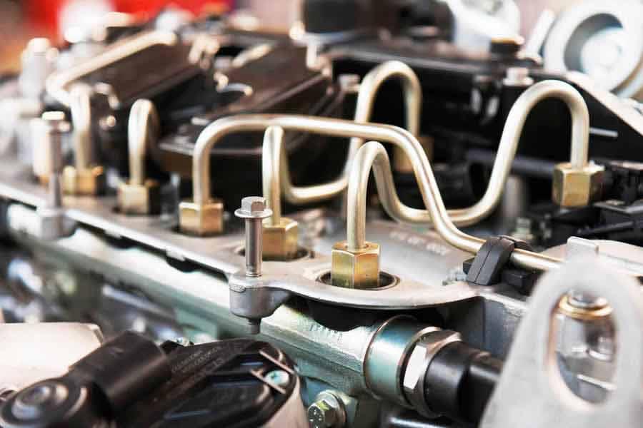 клапаны топливной системы