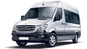 Mercedes-Benz Sprinter 516 Silver