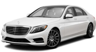Mercedes-Benz S-class w222 s500 L белый
