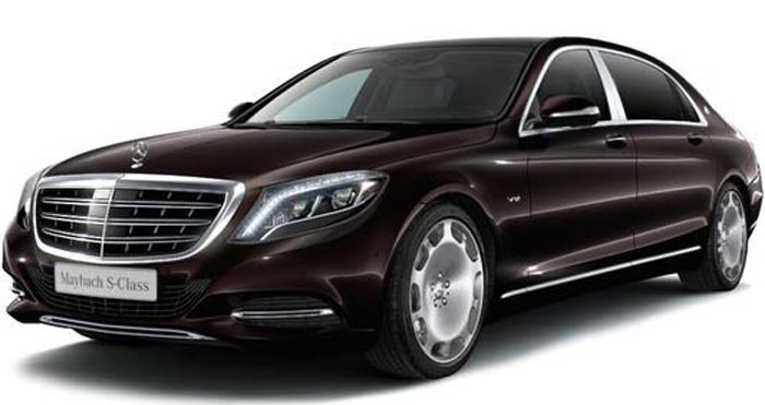Mercedes-Maybach S-class w222