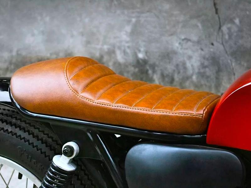 Заднее сиденье на мотоцикл своими руками 1
