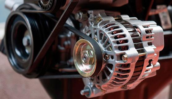 Фото отремонтированного генератора