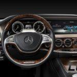 Mercedes-Benz S-класс w222 s500 L