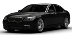 BMW (F01/F02) черный