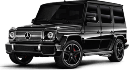 Mercedes-Benz G-class черный