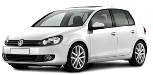 VW Golf 6 2011