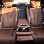 Салон Mercedes-Benz w222 s350