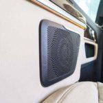 Динамик звука в Mercedes-Benz V-class