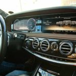 Приборная панель Mercedes-Benz w222 s350