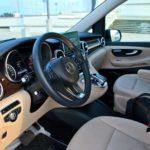 Передние сидения Mercedes-Benz V-class