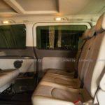 Салон сбоку Mercedes-Benz Viano
