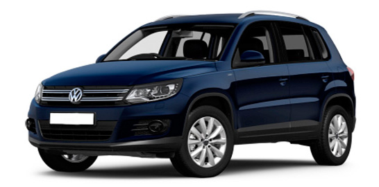 VW Tiguan I 4Motion