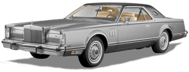 Lincoln Continental Mark V кабриолет