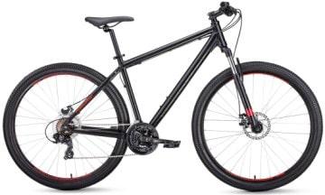 Велосипед Forward Apache 27.5 2.0 disc